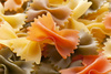 penne farfalle - photo/picture definition - penne farfalle word and phrase image