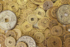 Chinese coins - photo/picture definition - Chinese coins word and phrase image