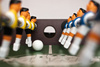 toy football players - photo/picture definition - toy football players word and phrase image