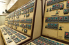 old control room - photo/picture definition - old control room word and phrase image