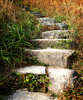 outdoor stair - photo/picture definition - outdoor stair word and phrase image