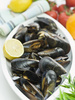 fresh mussel - photo/picture definition - fresh mussel word and phrase image