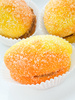 peach biscuits - photo/picture definition - peach biscuits word and phrase image