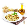 pesto plate - photo/picture definition - pesto plate word and phrase image