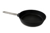 metal frying pan - photo/picture definition - metal frying pan word and phrase image