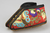 Chinese handcraft shoes - photo/picture definition - Chinese handcraft shoes word and phrase image