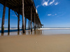 fishing pier - photo/picture definition - fishing pier word and phrase image