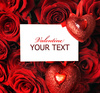 Valentine card - photo/picture definition - Valentine card word and phrase image