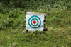 archery target - photo/picture definition - archery target word and phrase image