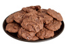 chocolate chunk cookies - photo/picture definition - chocolate chunk cookies word and phrase image