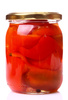 pickled paprika - photo/picture definition - pickled paprika word and phrase image