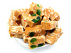 peanut brittle - photo/picture definition - peanut brittle word and phrase image