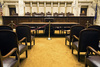courtroom - photo/picture definition - courtroom word and phrase image