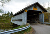 covered bridge - photo/picture definition - covered bridge word and phrase image