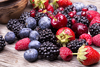 Berries - photo/picture definition - Berries word and phrase image
