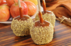 caramel apples - photo/picture definition - caramel apples word and phrase image