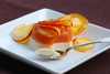 panna cotta - photo/picture definition - panna cotta word and phrase image