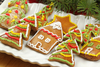 christmas cookies - photo/picture definition - christmas cookies word and phrase image