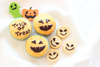 Halloween cupcakes - photo/picture definition - Halloween cupcakes word and phrase image