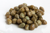 marinated capers - photo/picture definition - marinated capers word and phrase image