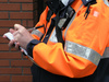 traffic warden - photo/picture definition - traffic warden word and phrase image