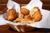 fish and chips - photo/picture definition - fish and chips word and phrase image