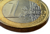 euro coin - photo/picture definition - euro coin word and phrase image