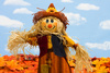 scarecrow - photo/picture definition - scarecrow word and phrase image
