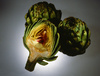 artichokes - photo/picture definition - artichokes word and phrase image