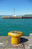 bollard - photo/picture definition - bollard word and phrase image
