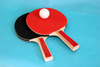 ping pong paddles - photo/picture definition - ping pong paddles word and phrase image