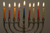 menorah - photo/picture definition - menorah word and phrase image