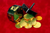 dreidel - photo/picture definition - dreidel word and phrase image