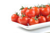 cherry tomato - photo/picture definition - cherry tomato word and phrase image