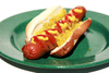 hot dog - photo/picture definition - hot dog word and phrase image