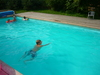 swimming-pool - photo/picture definition - swimming-pool word and phrase image