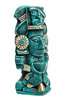 Mayan statue - photo/picture definition - Mayan statue word and phrase image