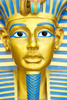 Egyptian mask - photo/picture definition - Egyptian mask word and phrase image