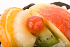 fruit salad - photo/picture definition - fruit salad word and phrase image
