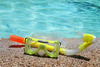 snorkeling mask - photo/picture definition - snorkeling mask word and phrase image