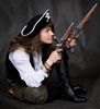pirate - photo/picture definition - pirate word and phrase image