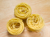 tagliatelle - photo/picture definition - tagliatelle word and phrase image