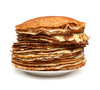 Russian pancakes - photo/picture definition - Russian pancakes word and phrase image