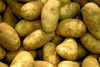 Potatoes - photo/picture definition - Potatoes word and phrase image