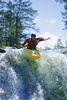 kayaking - photo/picture definition - kayaking word and phrase image