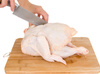 raw chicken - photo/picture definition - raw chicken word and phrase image