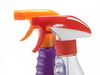 cleaning bottles - photo/picture definition - cleaning bottles word and phrase image