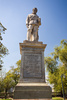 Valdavia statue - photo/picture definition - Valdavia statue word and phrase image