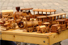 wooden toys - photo/picture definition - wooden toys word and phrase image