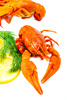 crawfish - photo/picture definition - crawfish word and phrase image